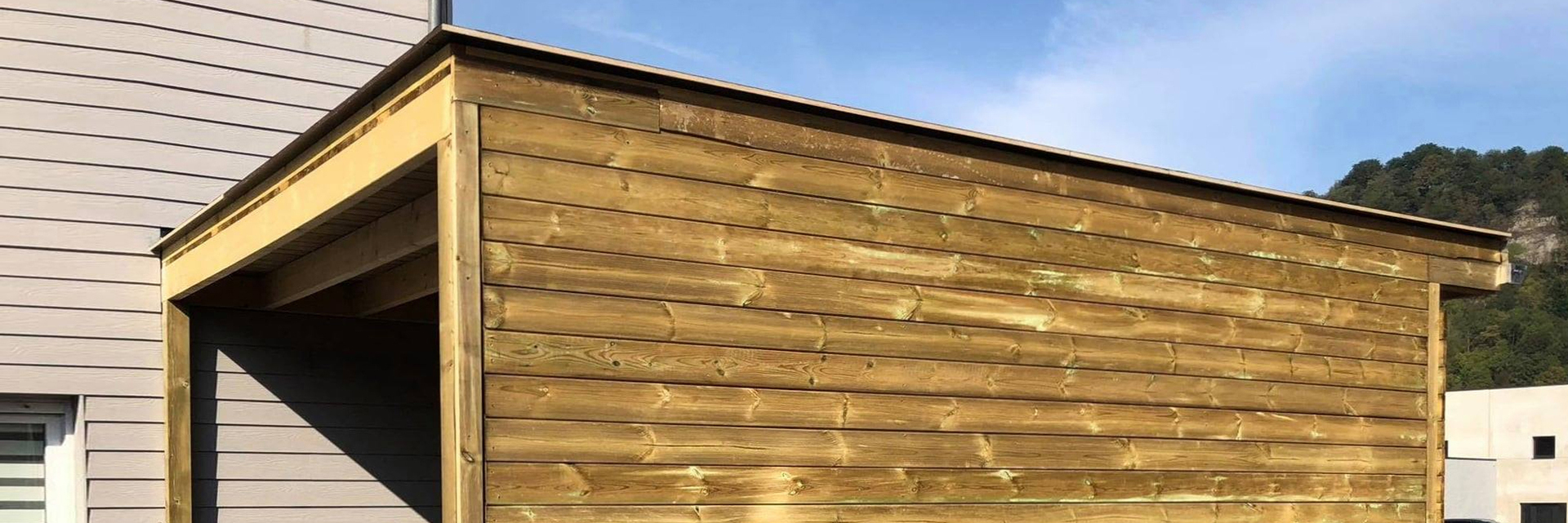 Jordan Pulfer Menuiserie - Menuiserie générale, rénovation et toiture